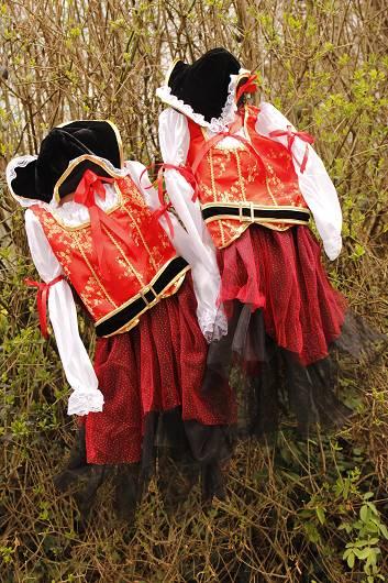 Piraten Mädchen Kostüme