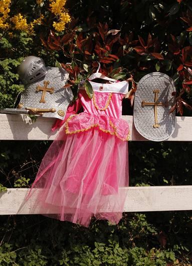 Prinzessinnen Kostüm