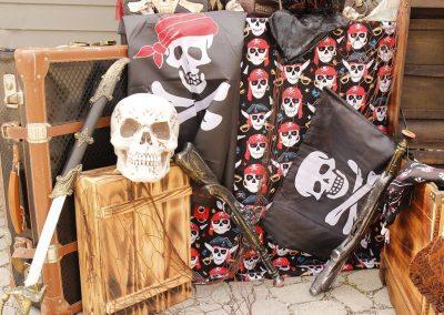 Piraten Verkleidungskiste 1