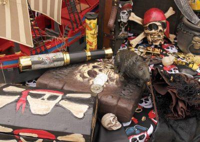 Piraten Verkleidungskiste 2